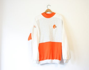 Vintage Cleveland Browns Football Sweatshirt