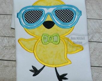 Easter Chick glasses