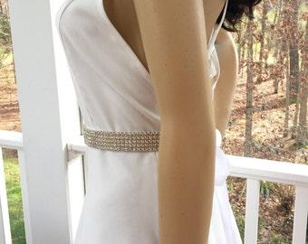 Chic Bridal Sash, Chic Wedding Sash, Shabby Chic Sash, Chic Bridal Belt, Chic Wedding Belt, Shabby Chic Belt, Bridal Wedding Sash
