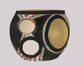Hand Drum ( Orthogonal Lapdrum ) by American percussion.com