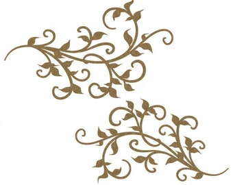 Creative Embellishments Flourish Set 15