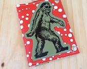 Sasquatch Yeti Bigfoot Wallet