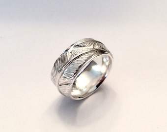 Two Birds of a Feather Ring