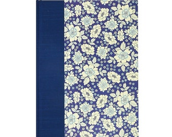 Address Book  Large BERTINI BLUE