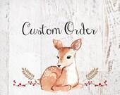 Deer Ears Hair Clips Doe Costume Fluffy Plush Ears
