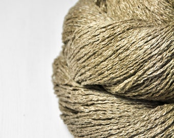 Fango - Silk/Linen Fingering Yarn