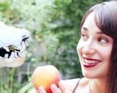 NEW - Peach Tree Garden - A Shimmering Chyphre - 1ml sample vial