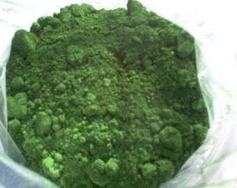 Chrome Oxide Polishing Grit-1/2 Pound-Tumbling/Lapping Powder-High Purity Polish