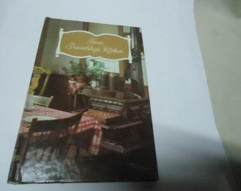 Vintage 1971 From Friendships Kitchen Recipes Hardback Book by Jean Kyler McManus, cookbook, collectable