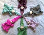 INSTANT PDF Baby Bubbies Waldorf Inspired baby's first doll simple sewing tutorial