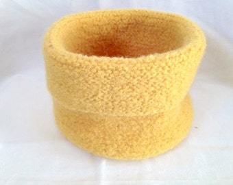 Felted Bowl 1