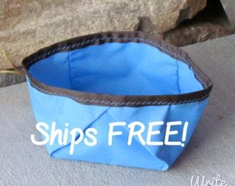 Portable Pet Bowl, Collapsible Pet Bowl, Portable Water Bowl, Portable Food Bowl, Pet Accessory, Portable Dog Dish, Pet Food Dish