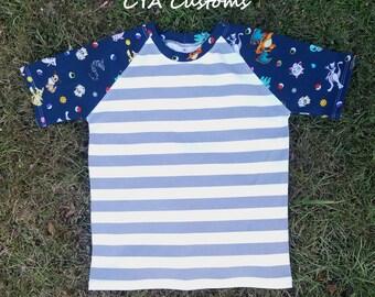 Pokemon T shirt boys size 7/8 M
