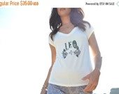 40% OFF LEO /// Boho Lux Divine Clothing /// Vintage Style Soft Tee or Tank /// Star Zodiac Signs