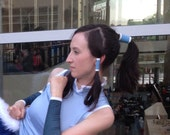 Korra Hair Accessories/ Hair Loopies