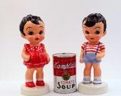 Sun Rubber doll, Vintage Dolls , home decor , Handmade Ceramic Dolls , Clay Art Dolls ,  Made to order