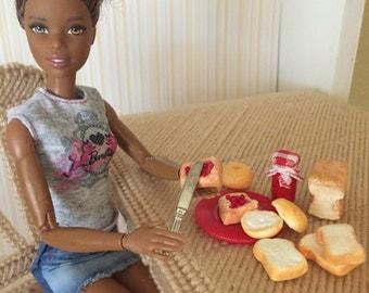 Doll Breakfast Breads