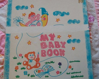 my baby book by protect-o