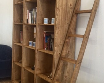 Handcrafted Bookcase