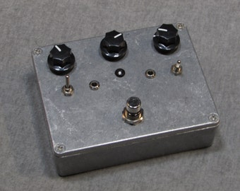 Distortion Wave Shaper Filter pedal with CV in's // stomp box // effect pedal // Electro Lobotomy ( pre order )