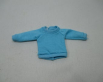Handmade outfit for Blythe doll long sleeve Sweater Tee shirt SW-1