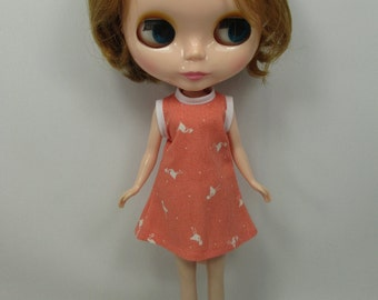 Outfit costume dress for Blythe doll 790-53