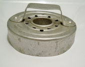 Donut cutter - Metal with handle - Vintage kitchen utensil - cheesegrits