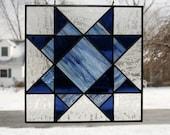 Stained Glass Suncatcher Quilt Block Missouri Star