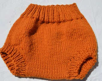 Pumpkin wool soaker