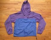 mens vintage Patagonia anorak rain jacket