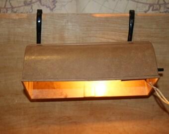 Vintage Headboard Light - Reading Light - item #1483