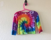 toddler 24 month tie dyed t-shirt