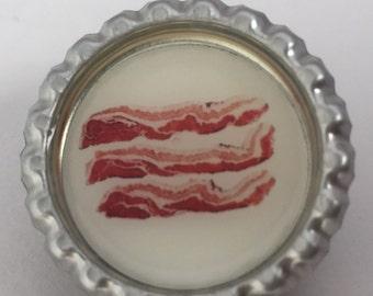 Bacon Bacon Bacon Badge