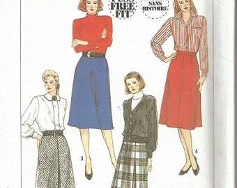 Vintage Simplicity 9353 skirt pattern.   SZ 14   CLEARANCE ITEM