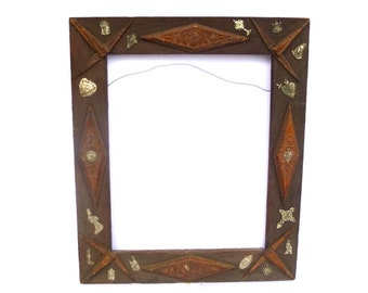 RUSTIC MILAGRO Picture FRAME