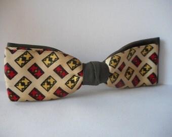 Vintage Clip-On Ormond Bow Tie