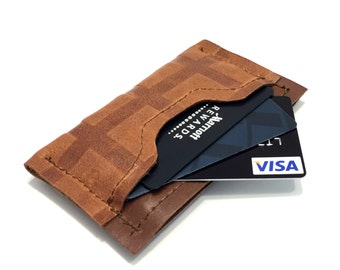 RFID Leather Credit Card Case / RFID Leather Card Holder / RFID Leather Card Wallet