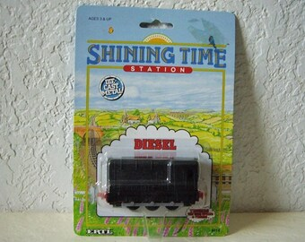 Shining Time Station, Thomas the Tank Engine, DIESEL. Made by Ertl, 1992