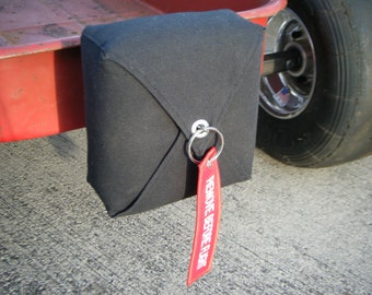 Custom Radio Flyer Wagon Parachute complete with Mount and Hardware