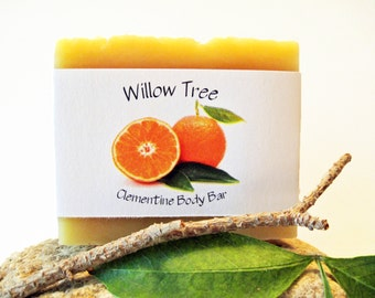 Clementine- Natural Bath & Body Bar