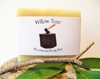 Woodsman - Natural Bath & Body Bar