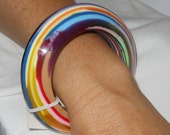 Sobral Kandinsky Moscou Statement Bracelet Direct From Rio De Janeiro Brazil