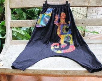 Comfy Roomy Cotton Pants - MLG1610-09