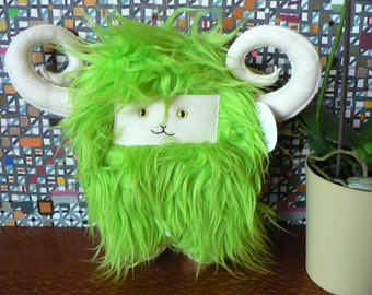 Wild Thing Theory Monster Plush Toy: Mei