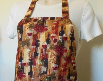 Full Apron - Wine Country