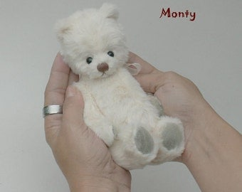 PDF sewing pattern for 7 inch Bear