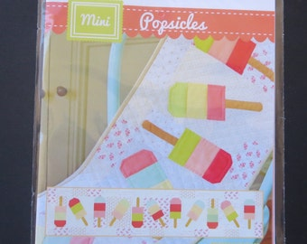 Mini Popsicles FT 1045 Fig  - Fig Tree & Co Quilt Pattern