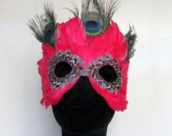 Alice in Wonderland Red Queen Mask