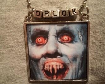Nosferatu Vampire Necklace