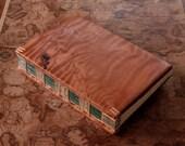 RESERVED for Elaine - Custom Redwood Instant Photo Album